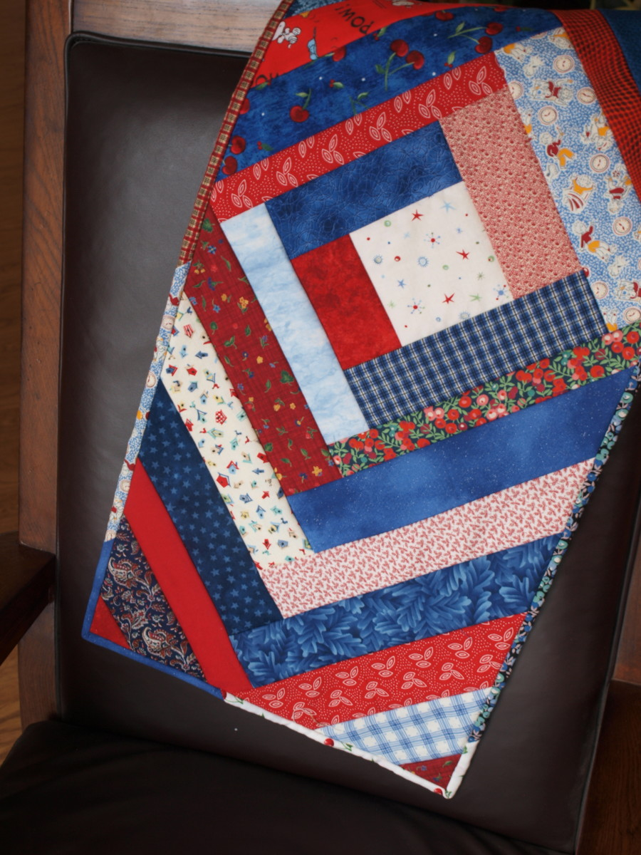 Easy Quilted Table Runner Pattern: A Step-By-Step Guide