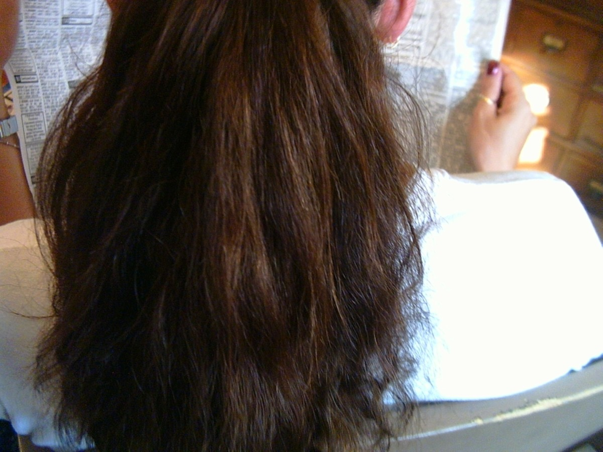 """Hairdressers need to listen and """"read"""" their clients in order to understand their needs."""