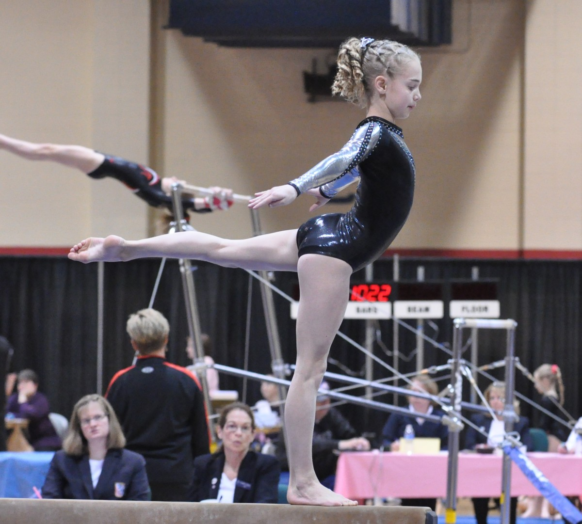 Gymnastics for Kids: Build a Great Foundation