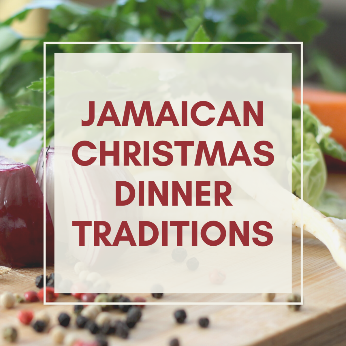 Jamaican Christmas Dinner Menu Ideas