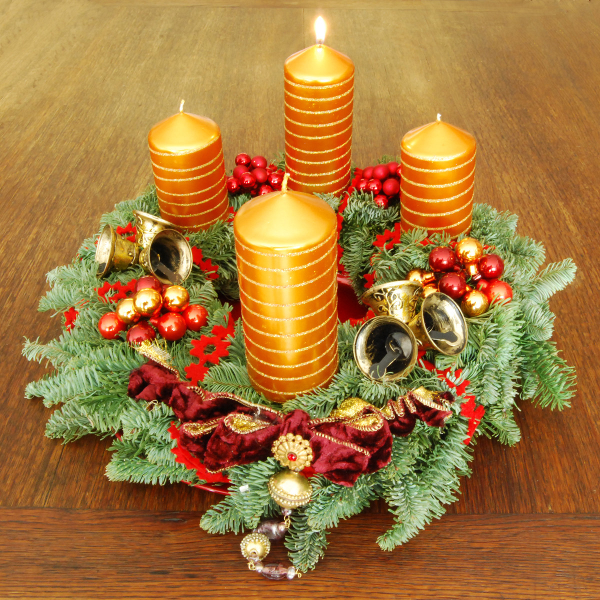 The Meaning of Advent: Celebrate with Calendar, Candles, & Wreath