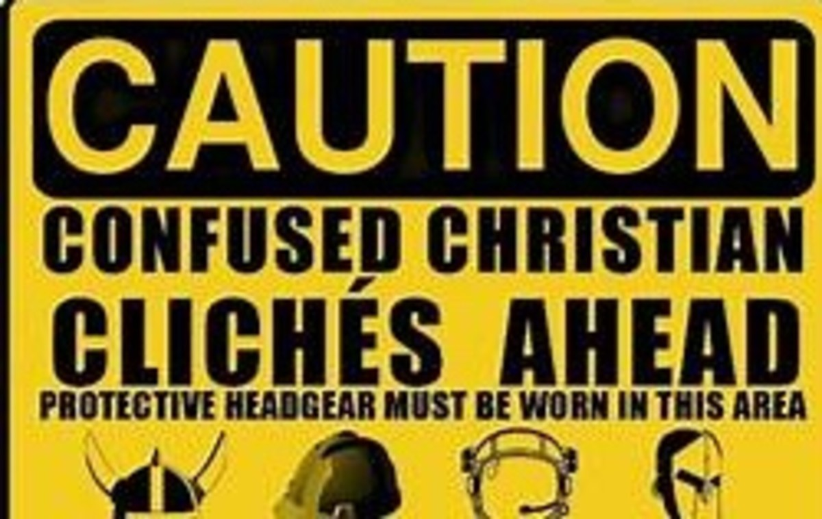 Church cliches need to stop
