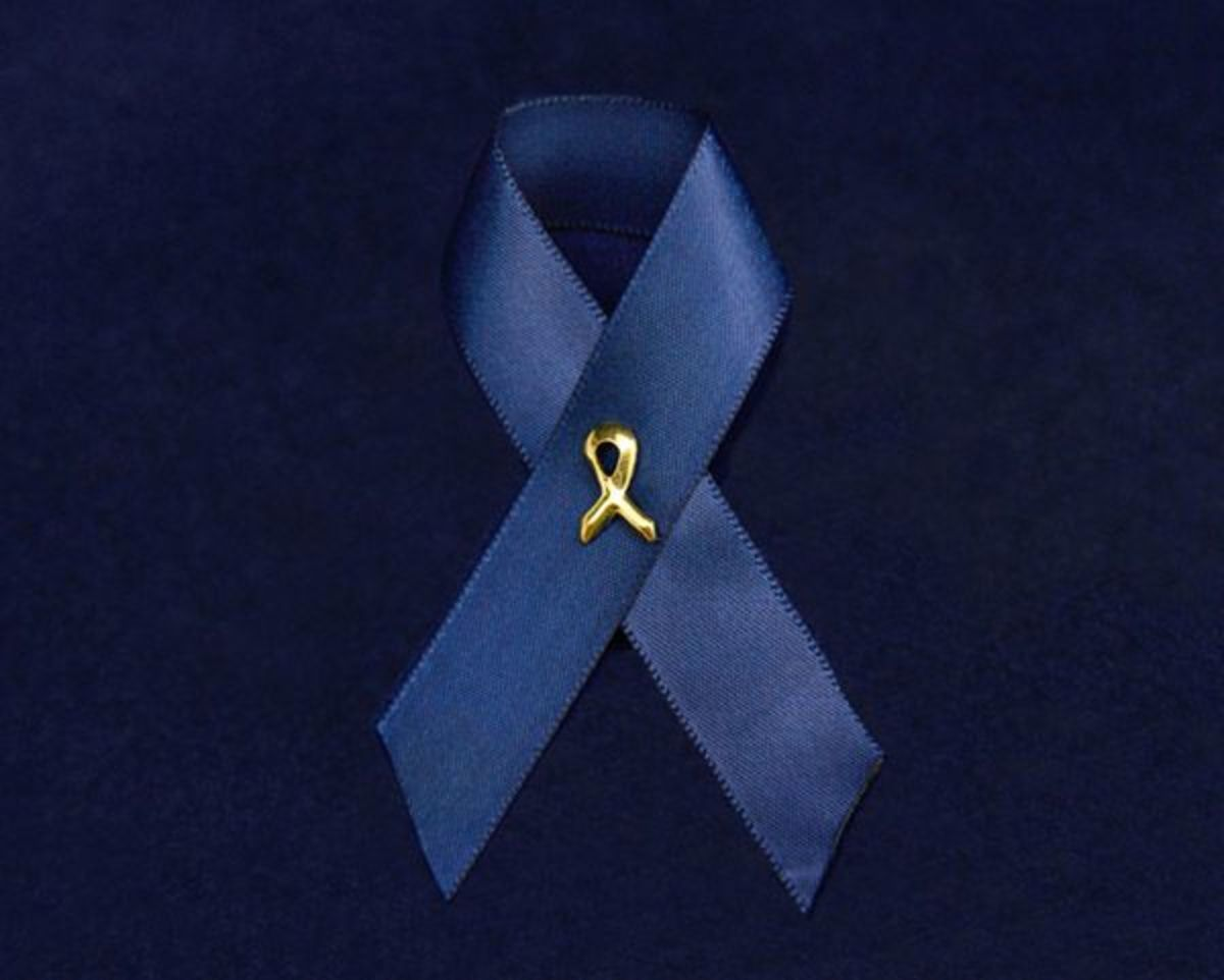 Raise awareness of colorectal cancer..