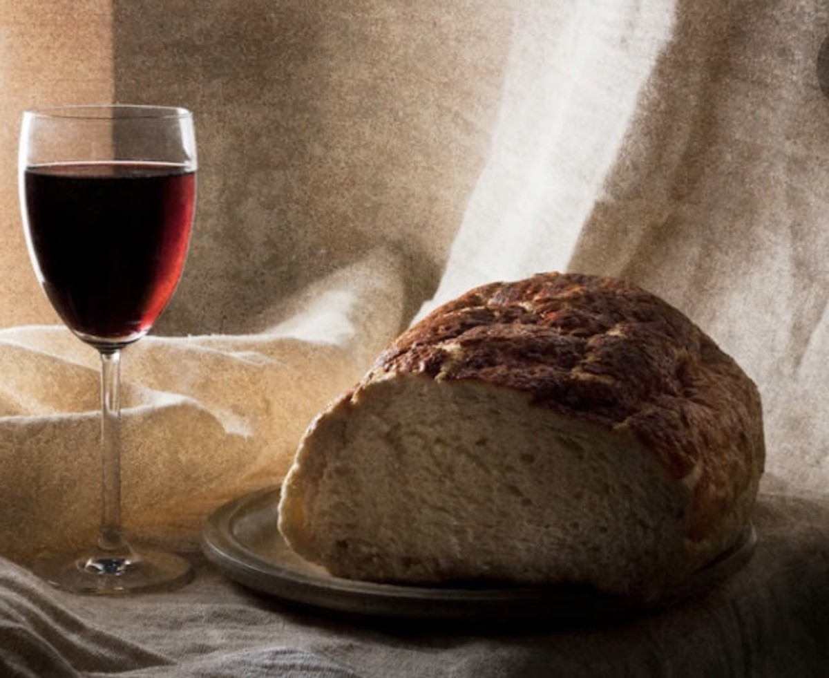 Remembering Christ Often With Bread and Wine