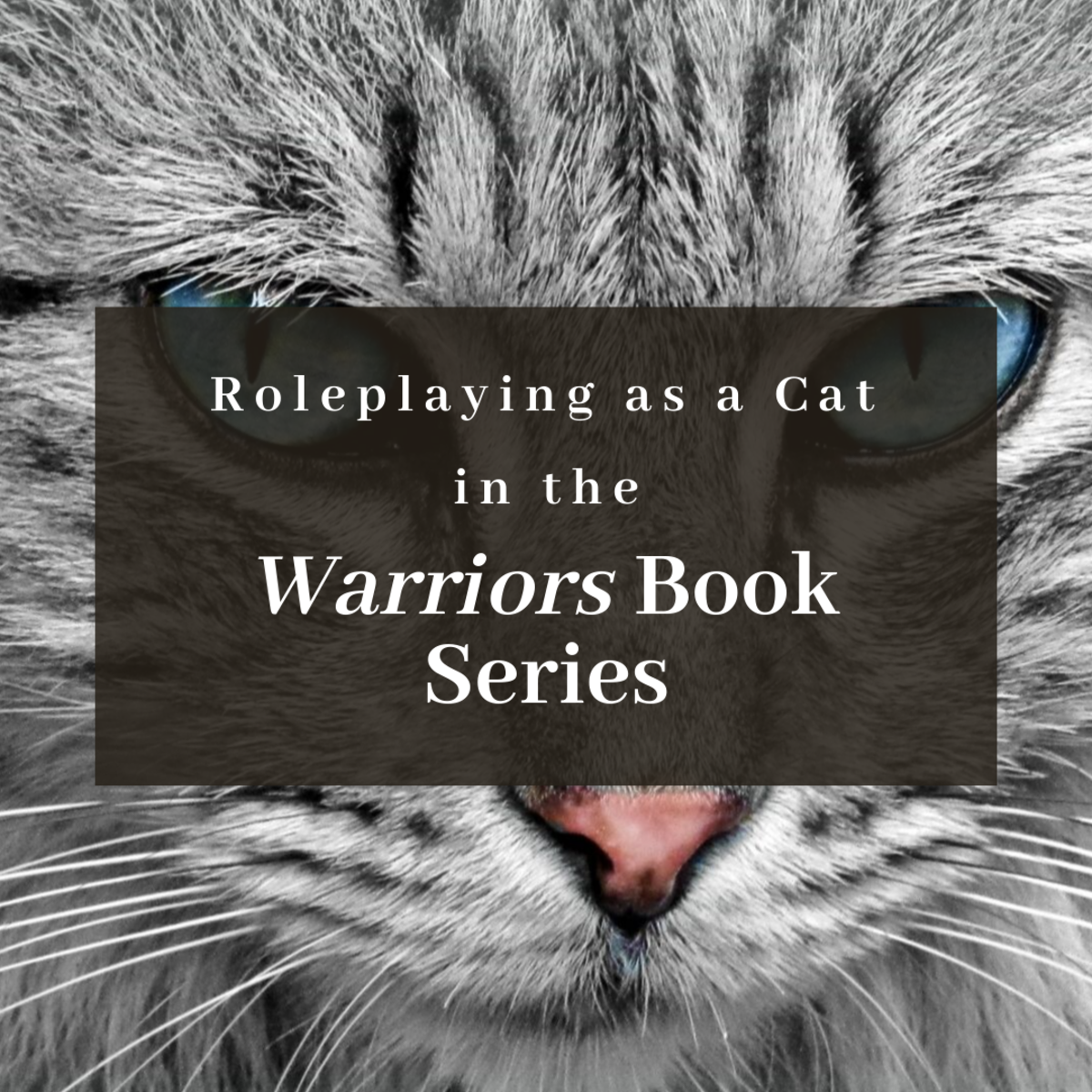 "How to Roleplay as a Warrior Cat From the ""Warriors"" Book Series"