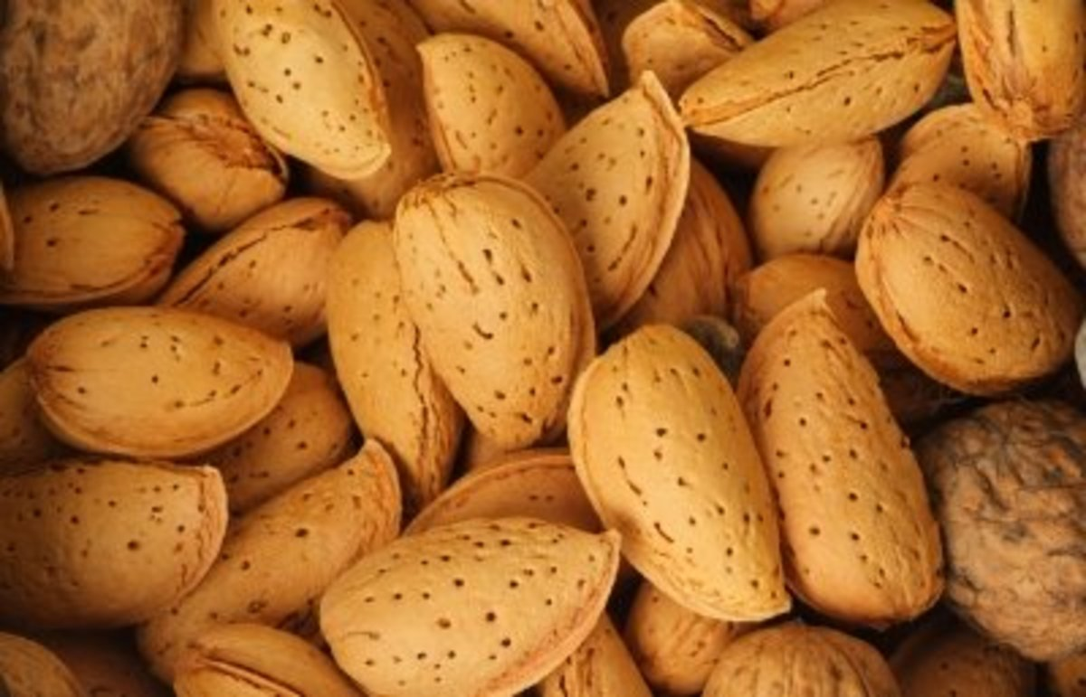 almonds are an excellent ingredient to use in skin care products including face masks that are easily made at home.