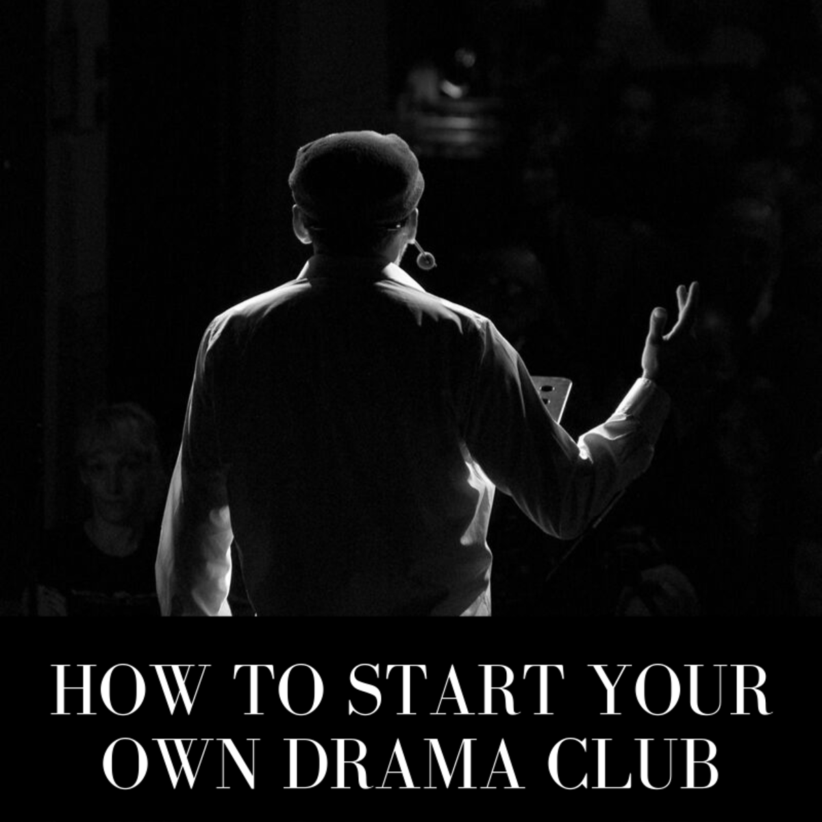 Is your middle or high school missing a drama club? If so, read on to learn how you can change this.