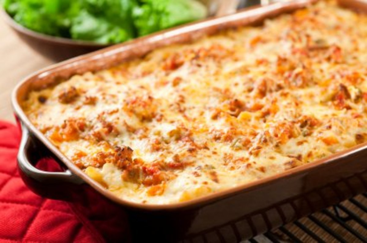 Ten Quick & Easy Casserole Recipes