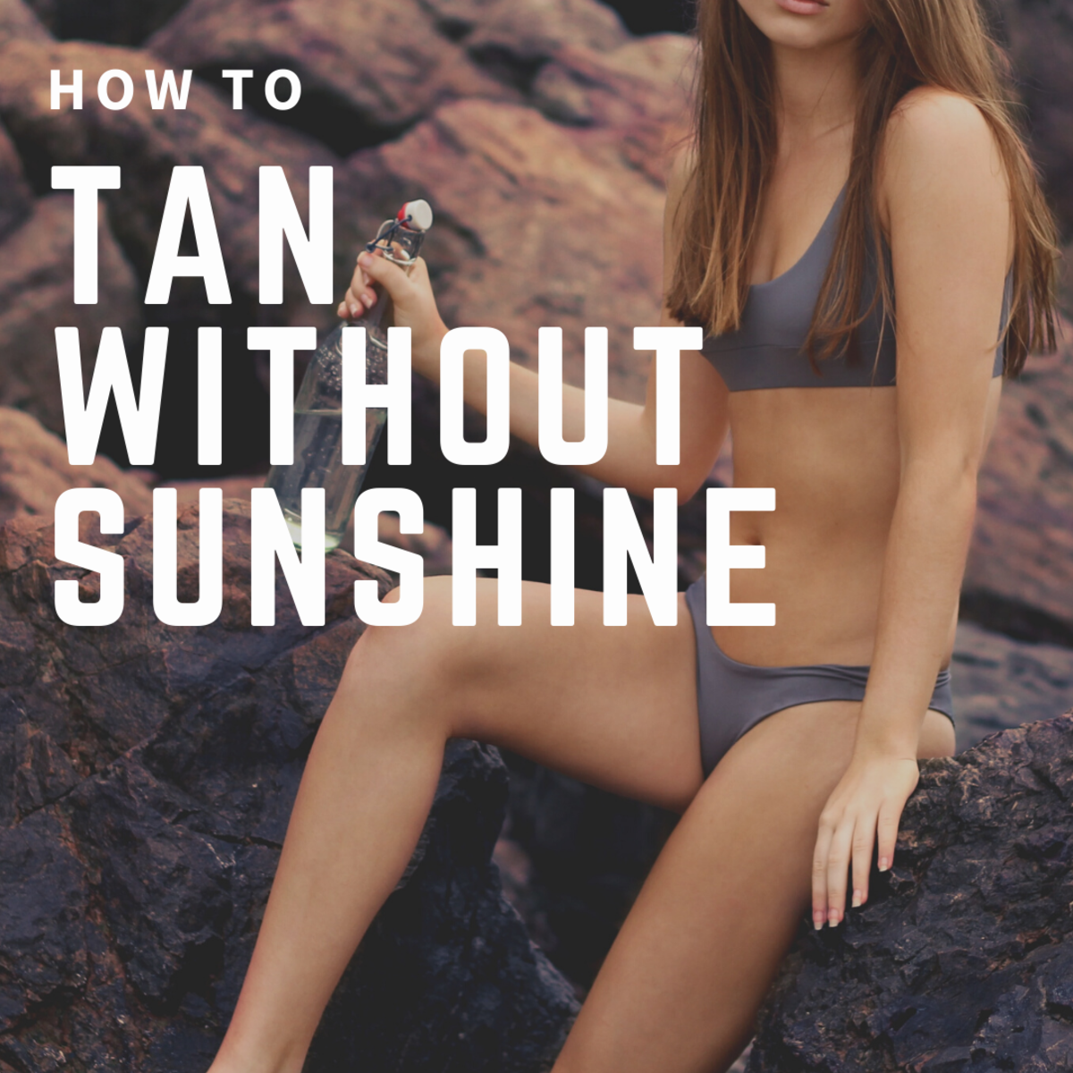 Learn how to have golden skin without relying on the sunshine.
