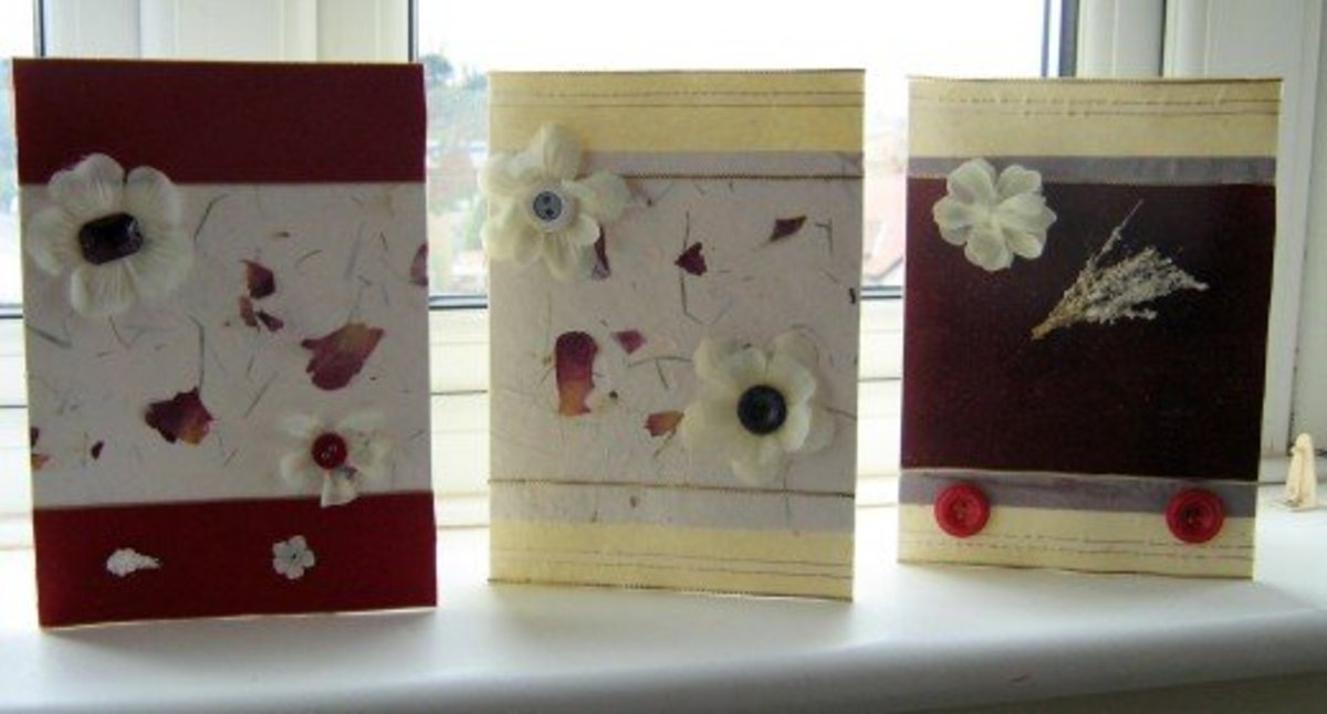 How to Make Christmas and Birthday Cards at Home
