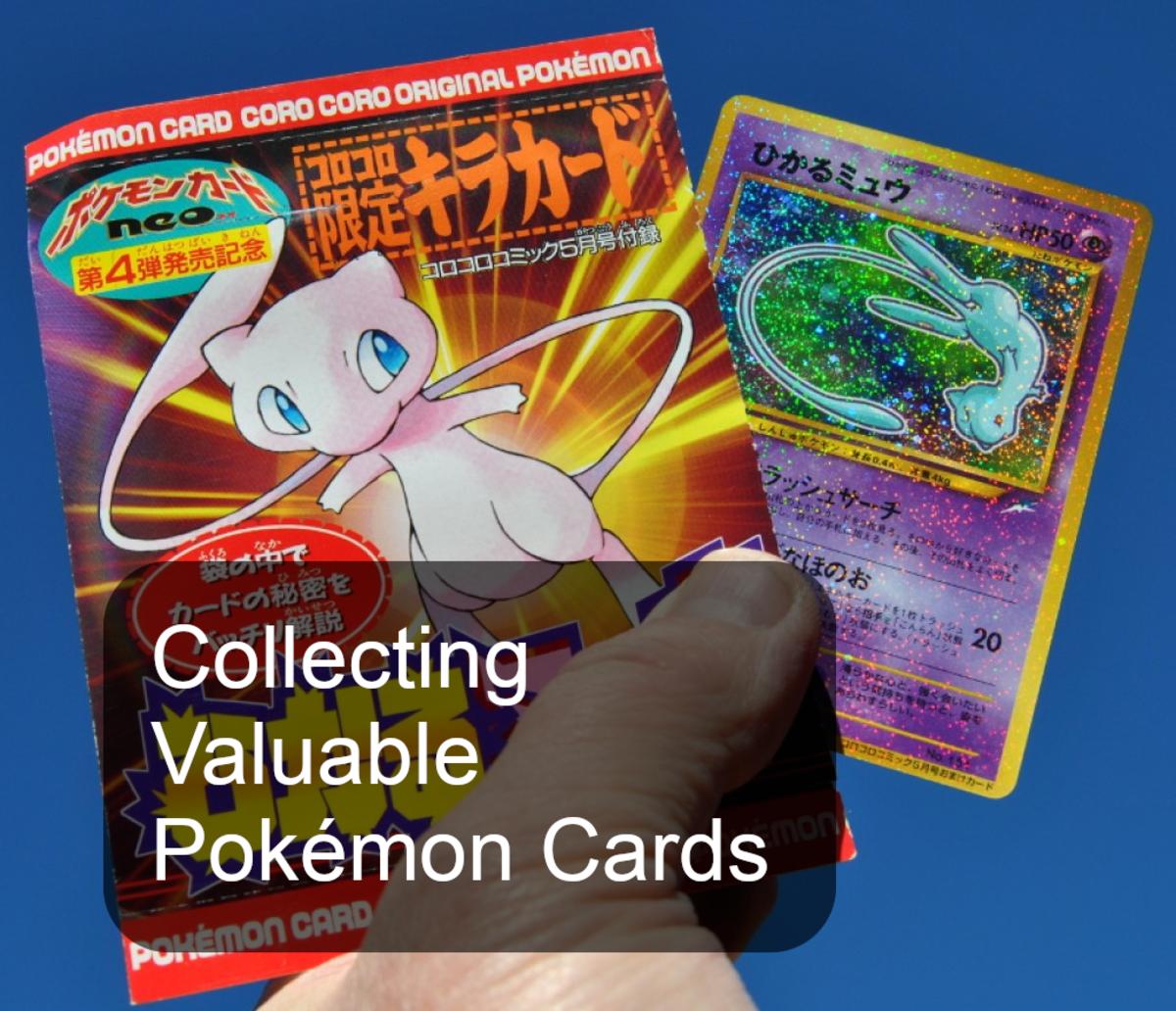 Pokemon Cards promo Holo rare cards excellent condition