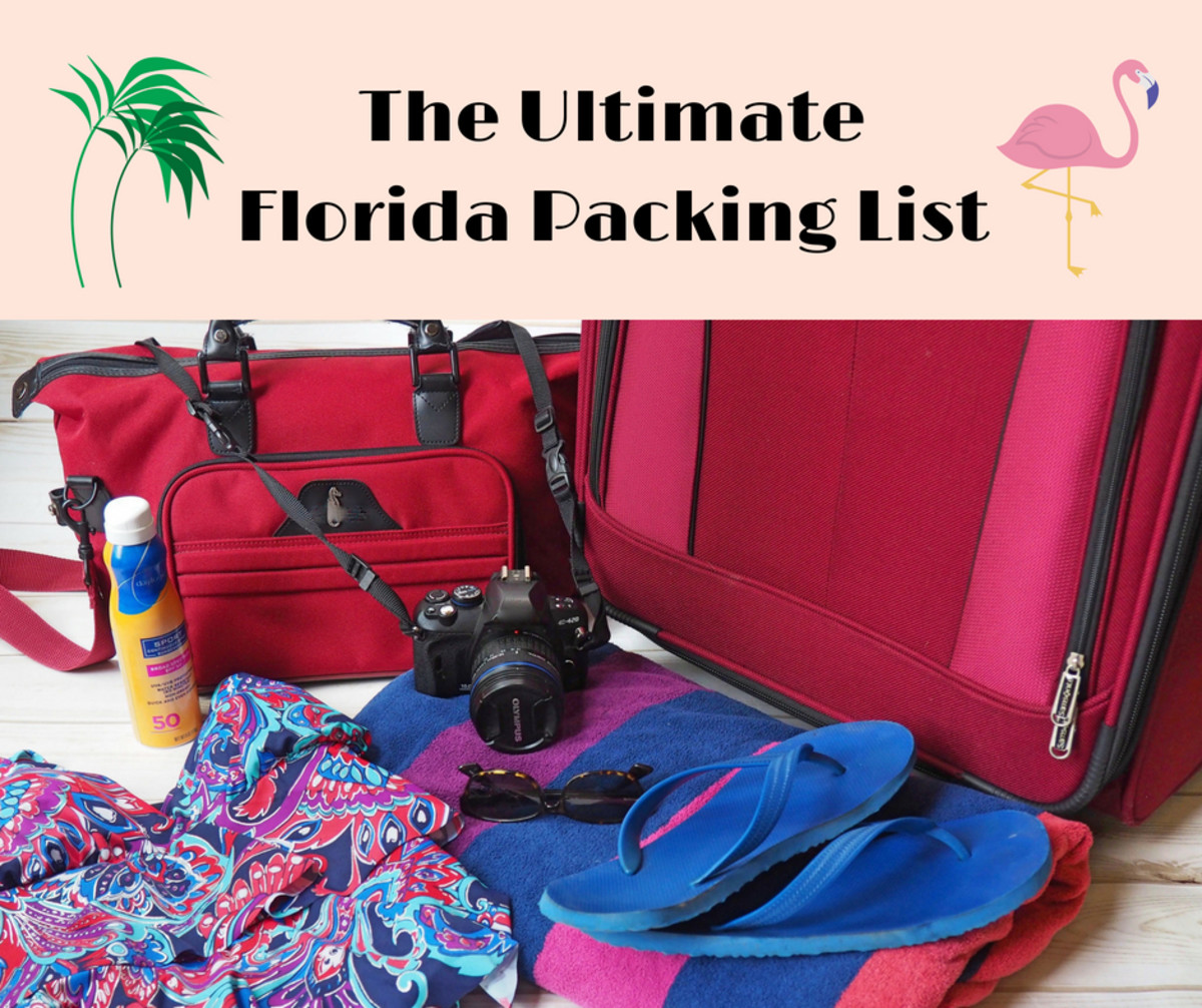 How to Pack for a Trip to Florida