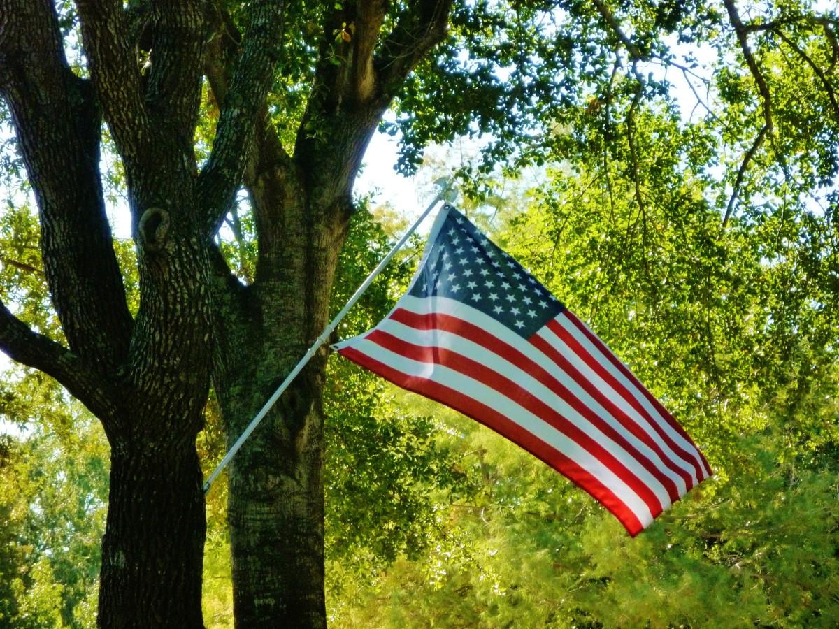 Flying of the U.S. Flag