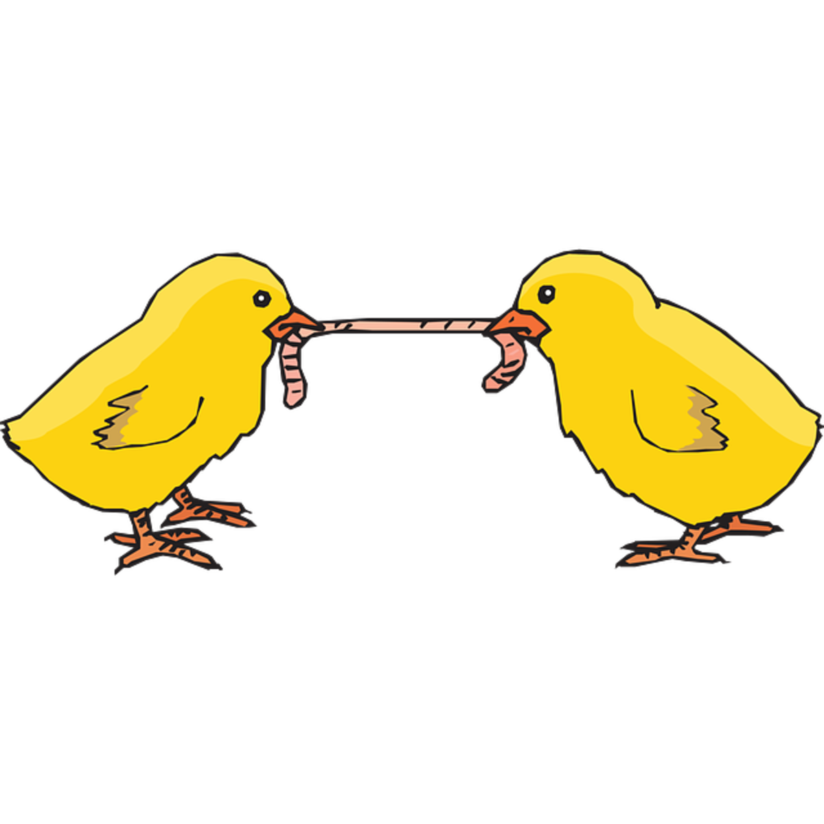 Conflict in the workplace is like a tug-of-war between two people.