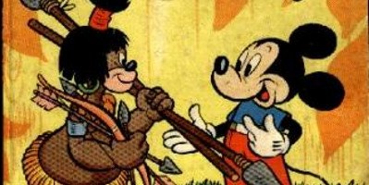 Was the grandfather of animation a racist?