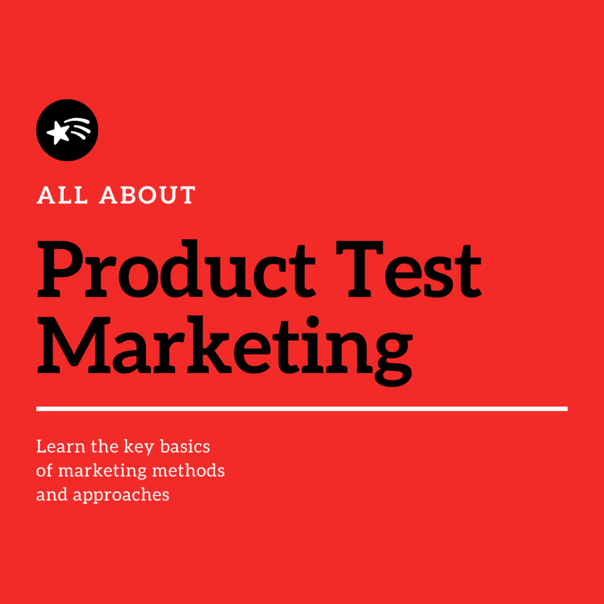 Basics of Product Test Marketing