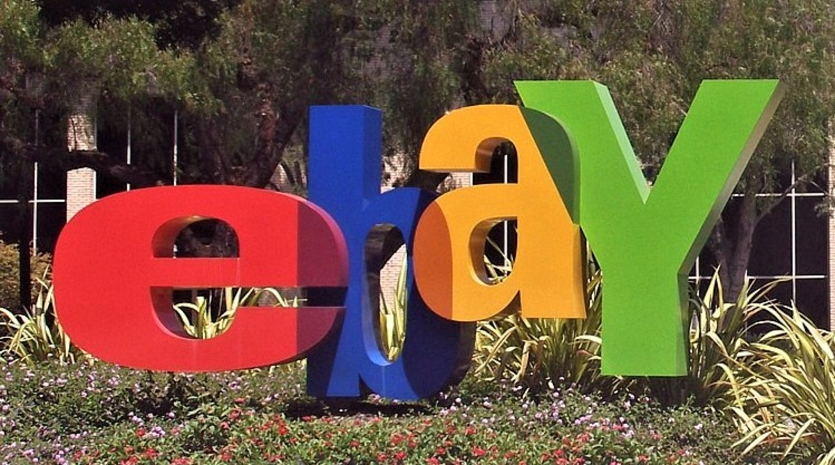 eBay headquarters edit of image by Coolceasar CC BY-SA 3.0