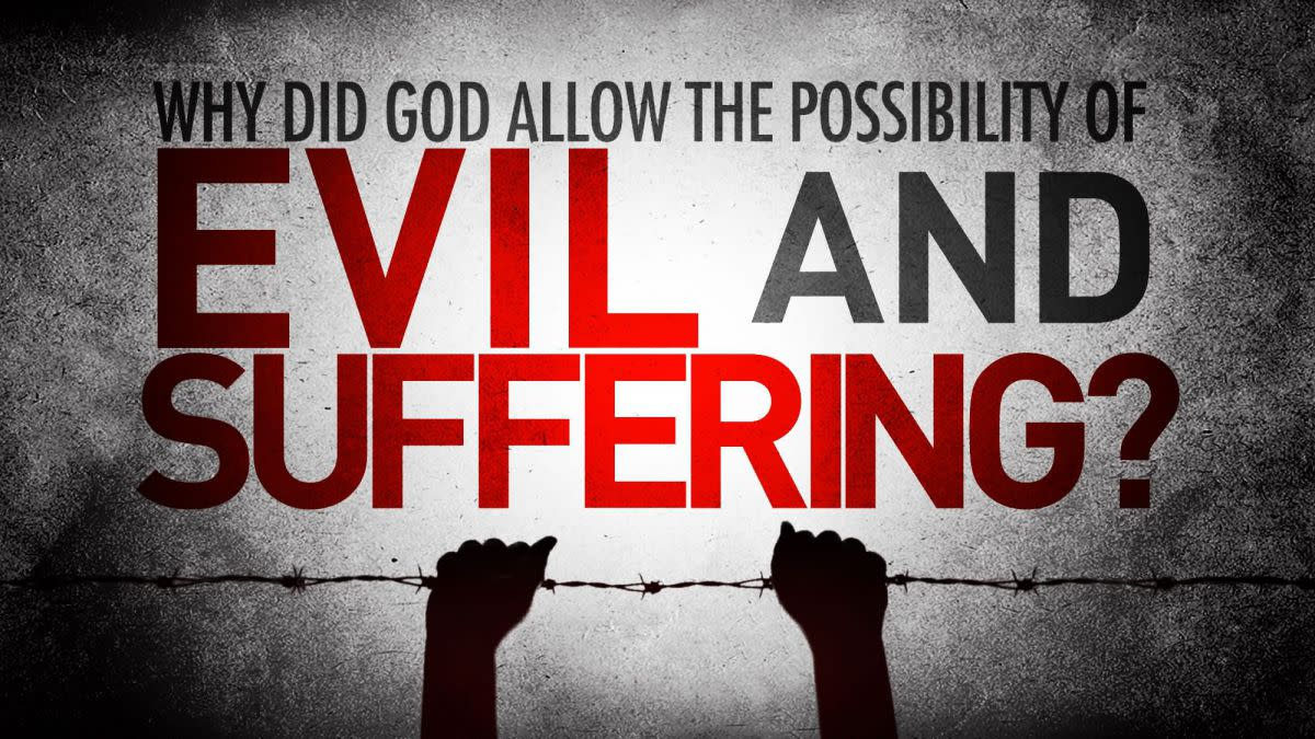 God and Evil: A Biblical Understanding