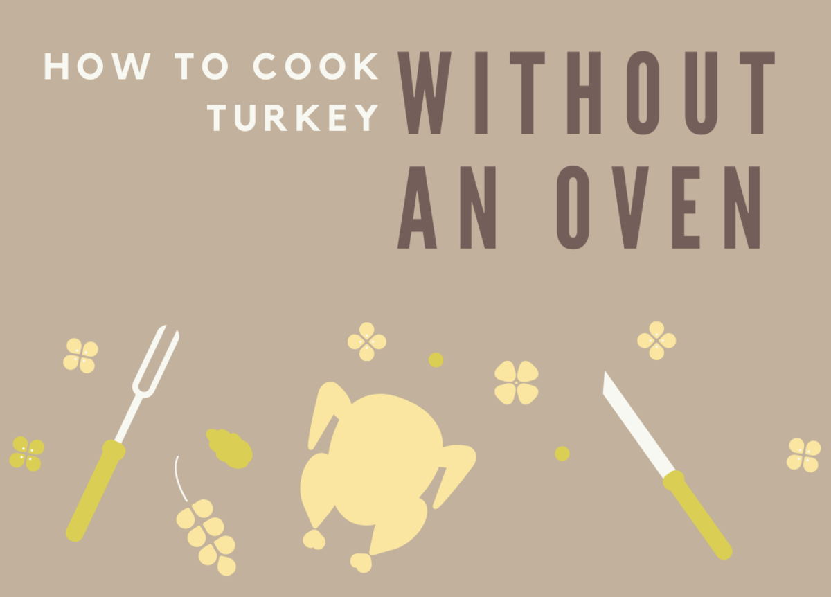 Oven on the fritz? Learn five ways to cook a delicious, juicy turkey without it!
