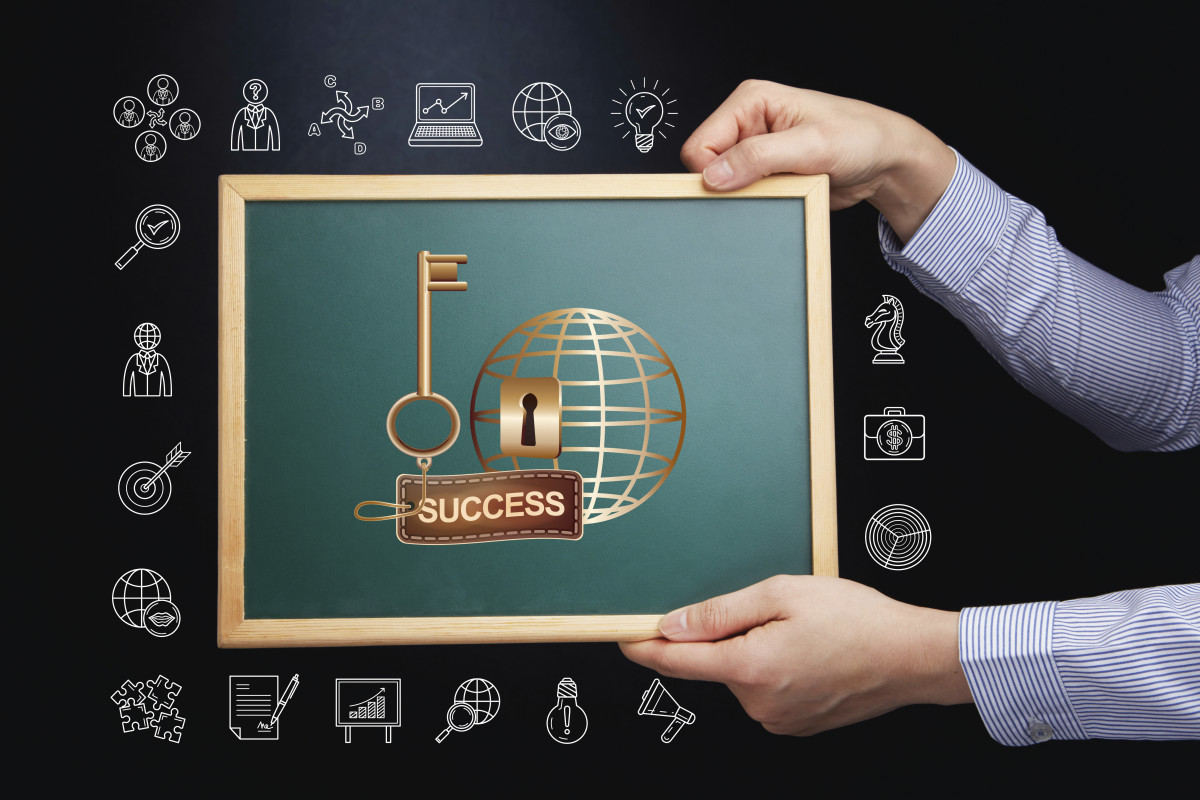 6 questions to answer as you set up your successful online business.