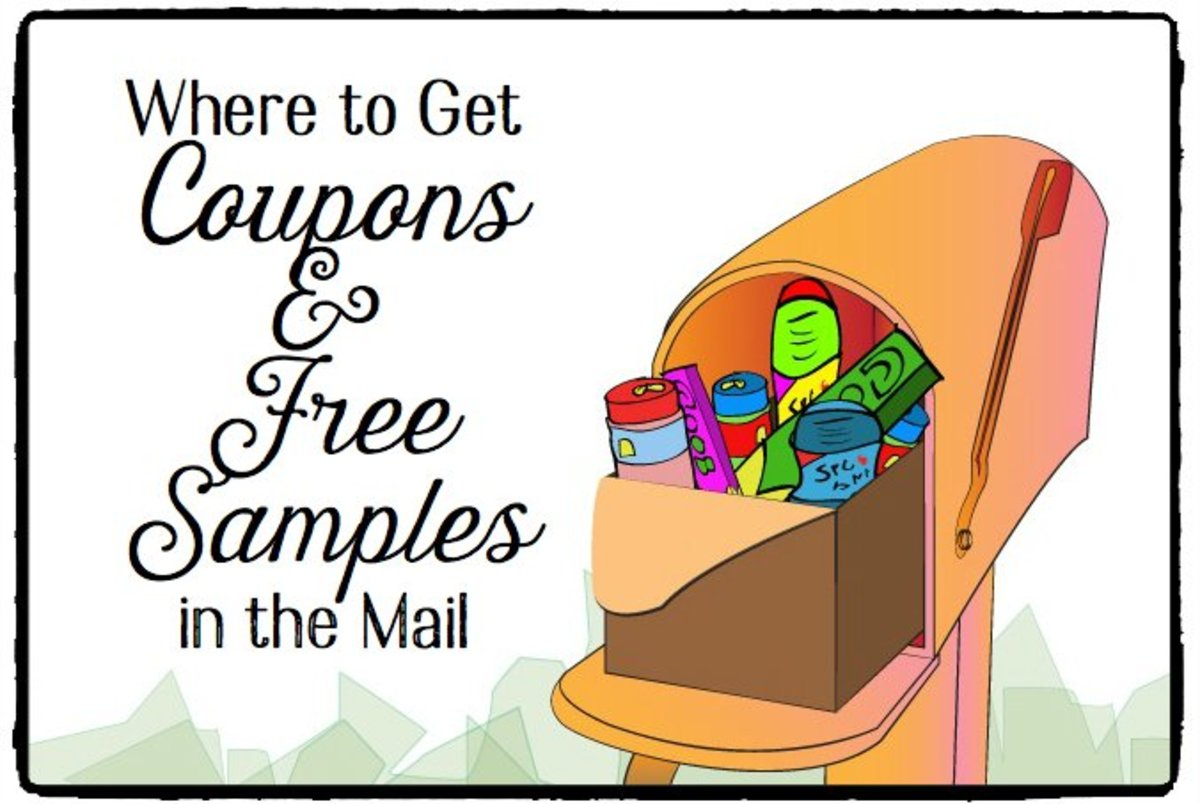 Companies That Offer Free Samples and Coupons