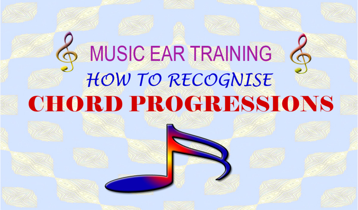Music Ear Training - Chord Progressions