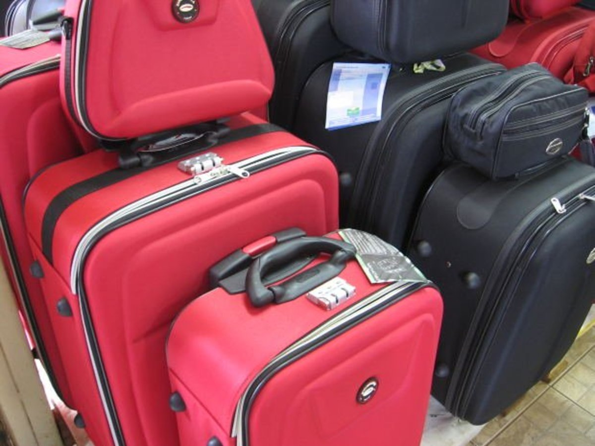 How to Recover Lost Luggage From an Airport