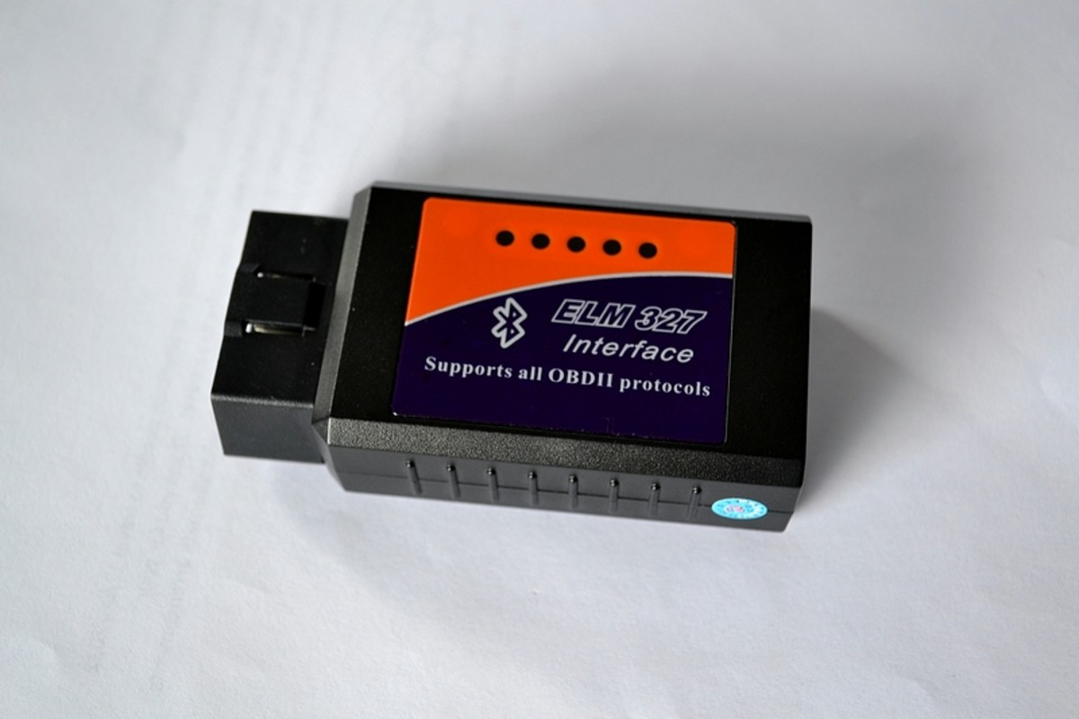 Review of the ELM327 Bluetooth OBD-II Reader and the Torque Android App