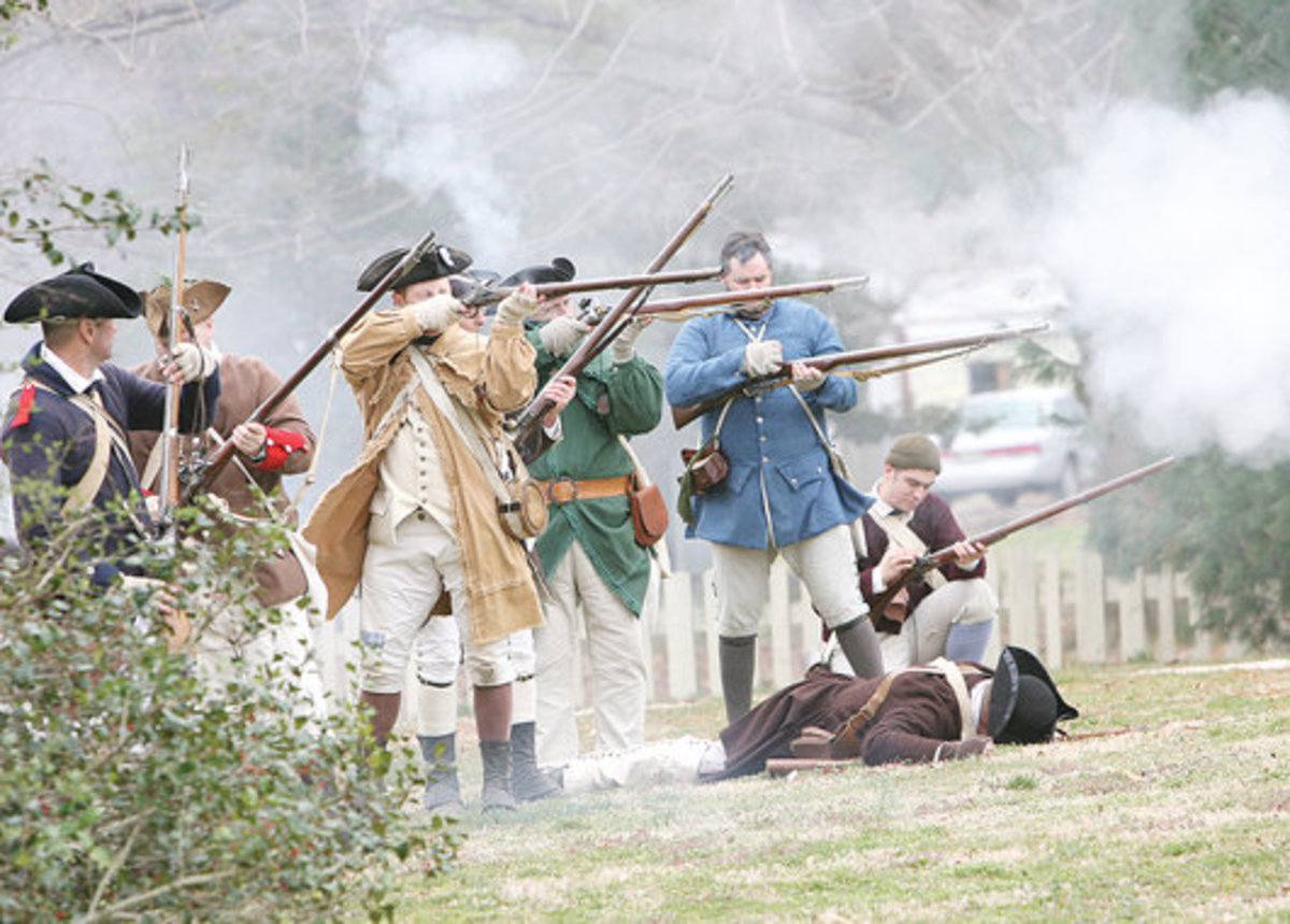 loading-and-firing-a-flintlock