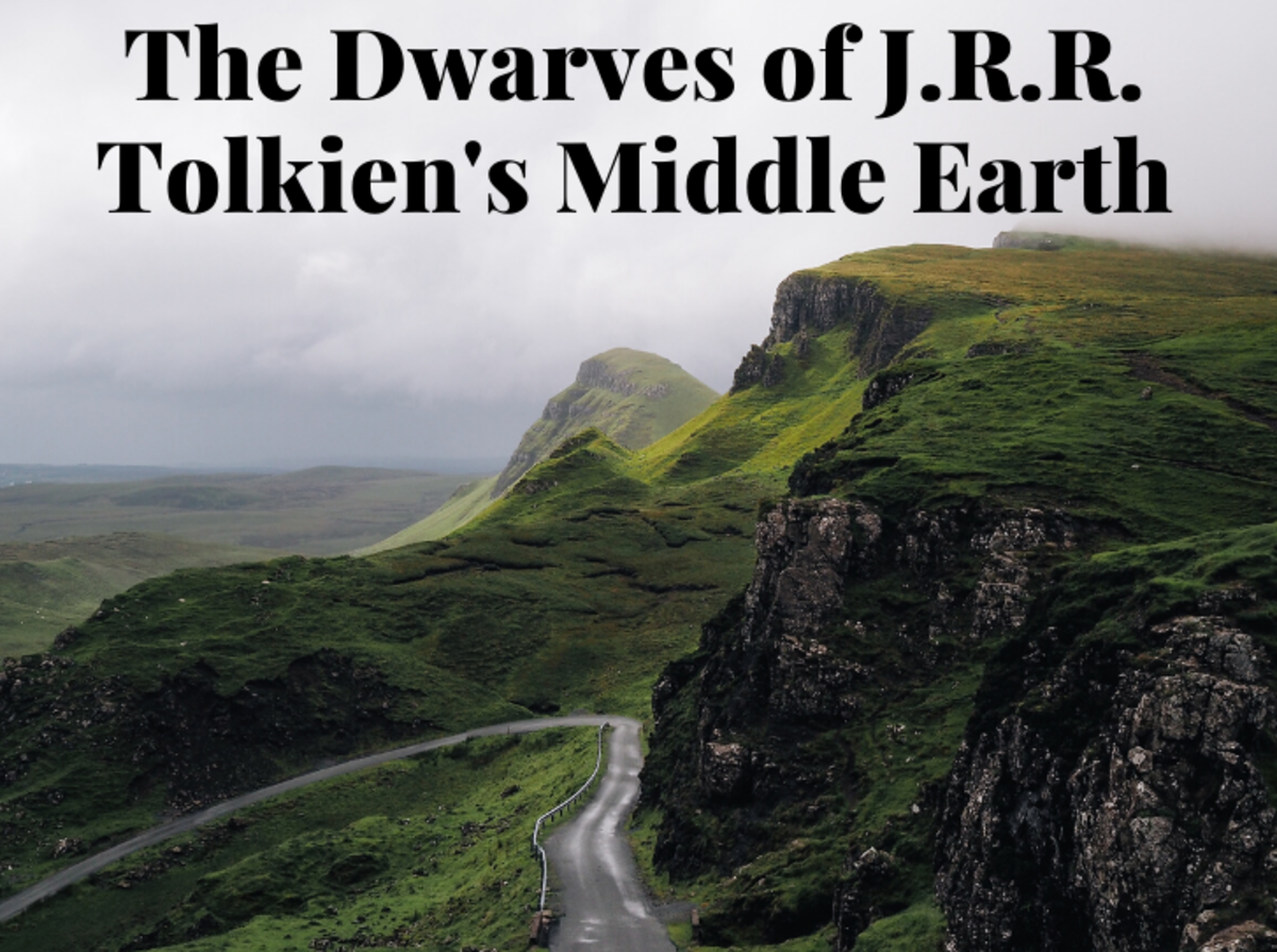 The Dwarves of J.R.R. Tolkien's Middle Earth