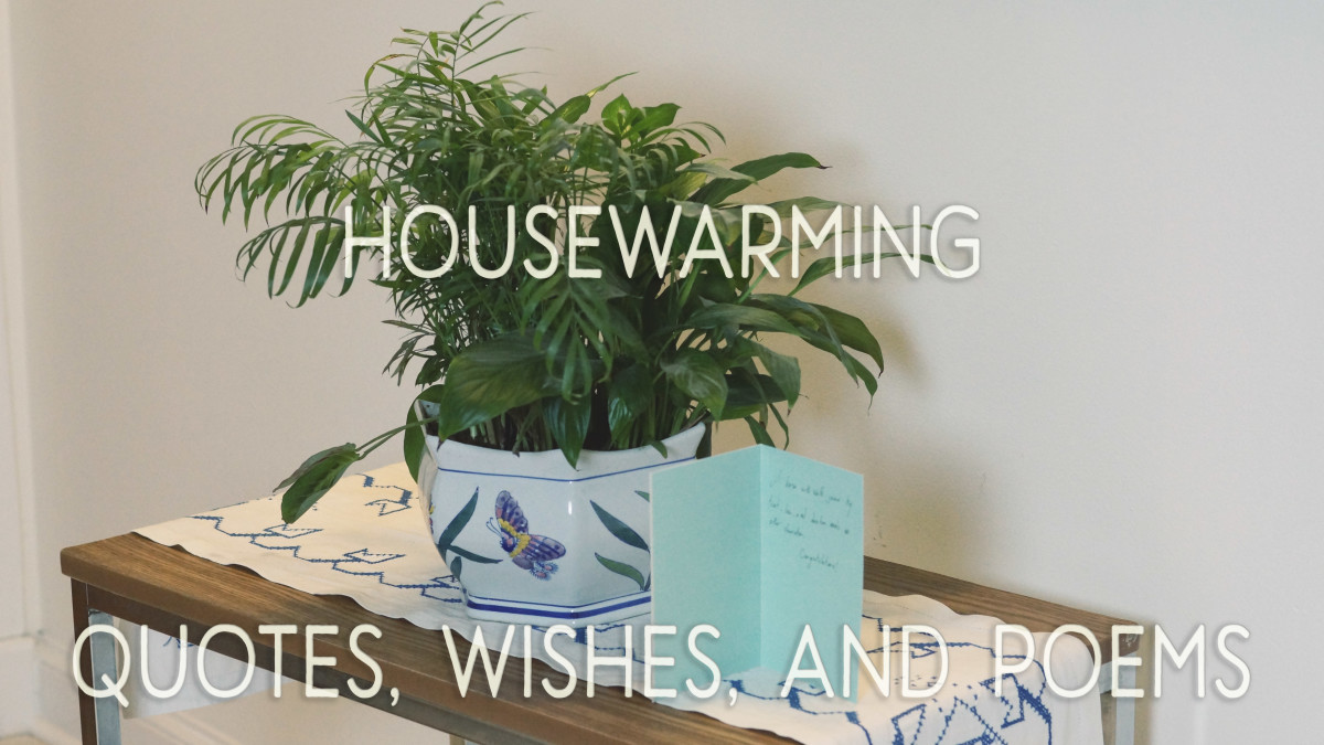 Housewarming Quotes Wishes And Poems Holidappy