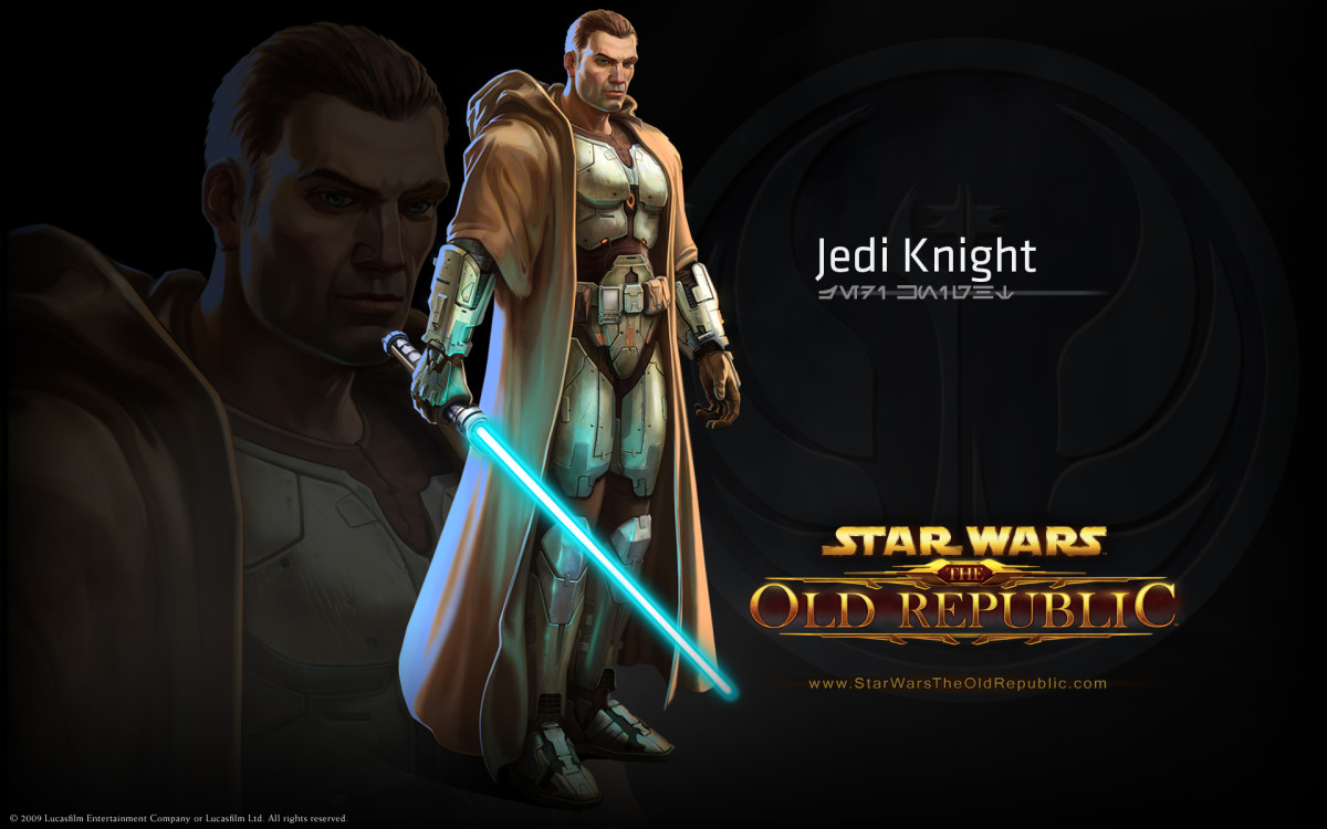 Jedi Knight SWTOR Companion Gift Guide