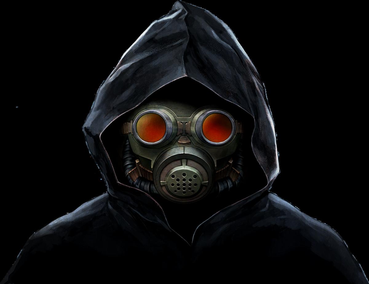"Zero's Mask in ""999"""
