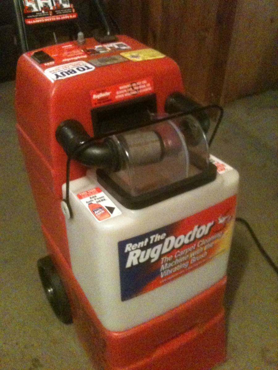 How To Use A Rug Doctor Steam Cleaner Dengarden