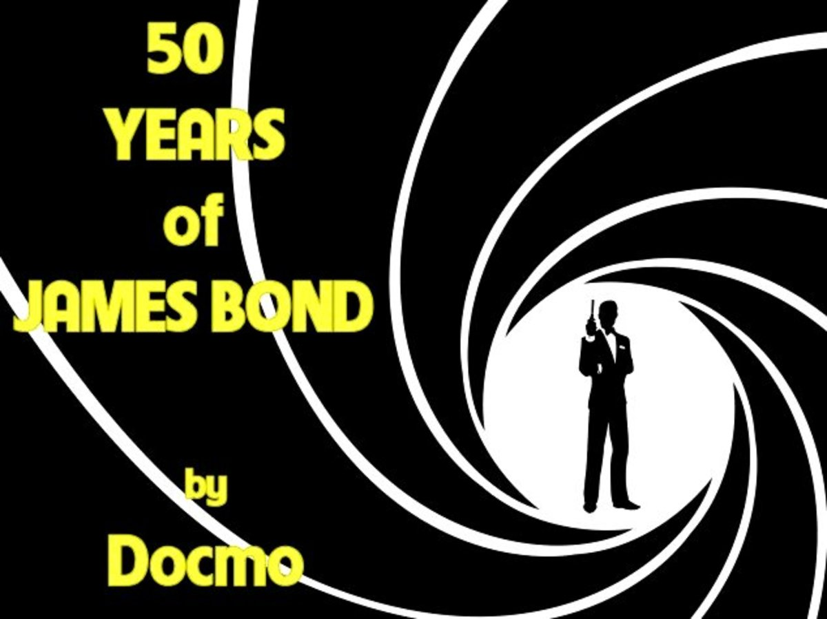 Fifty Fascinating Facts About James Bond Part 2