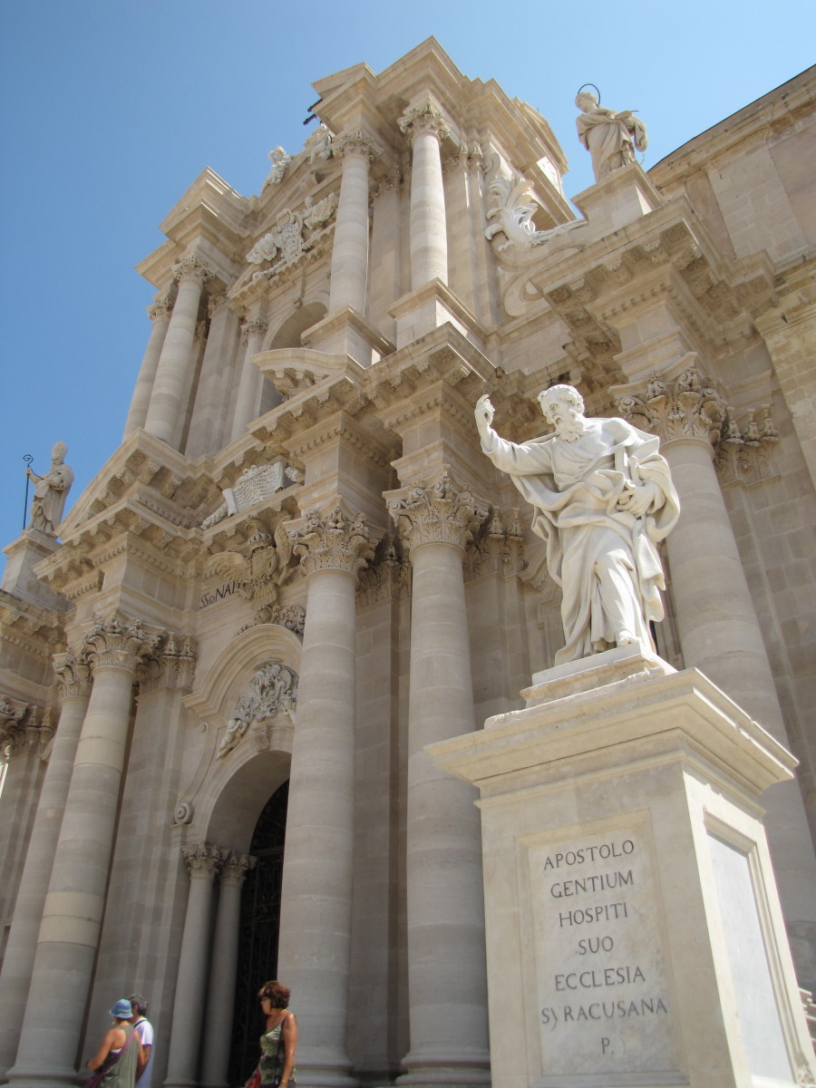Cathedral of Siracusa