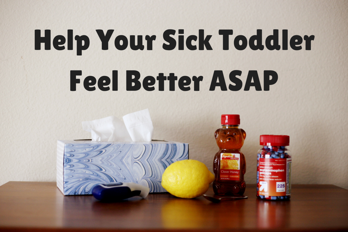 How to Treat a Sick Toddler