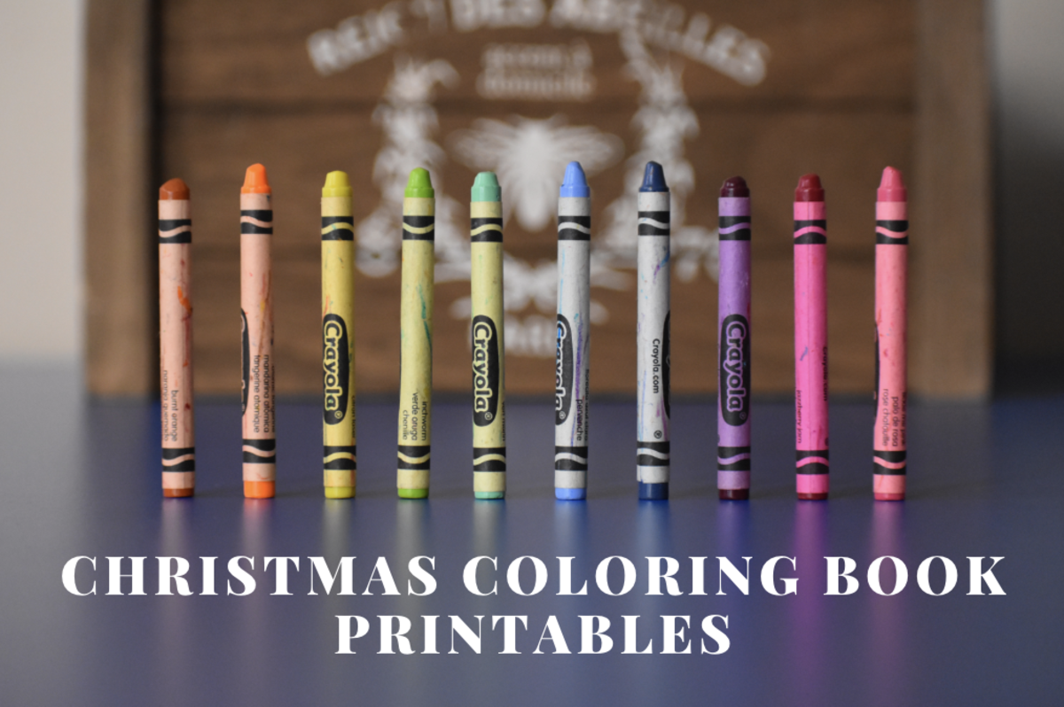 Online Christmas Coloring Book Printables | Holidappy