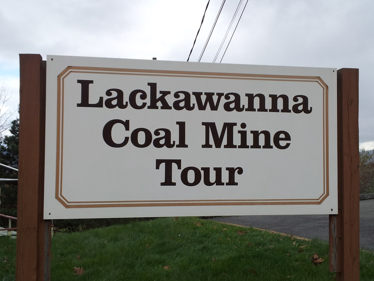Review of the Lackawanna Coal Mine Tour in Scranton, PA