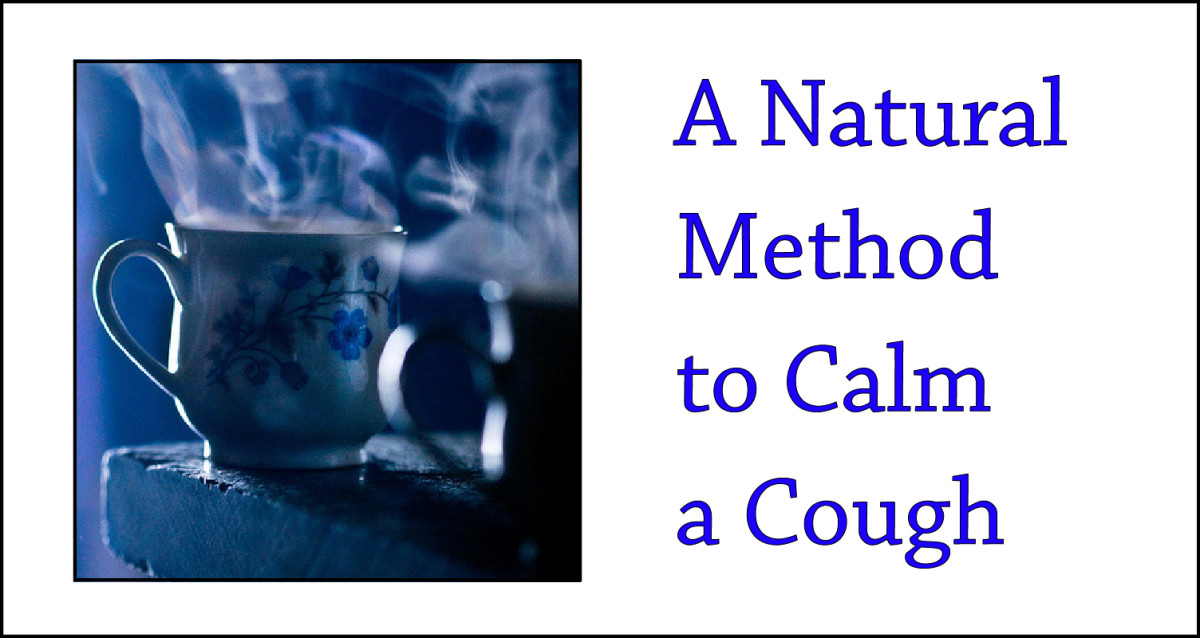 Natural Method to Calm a Coughing Spasm