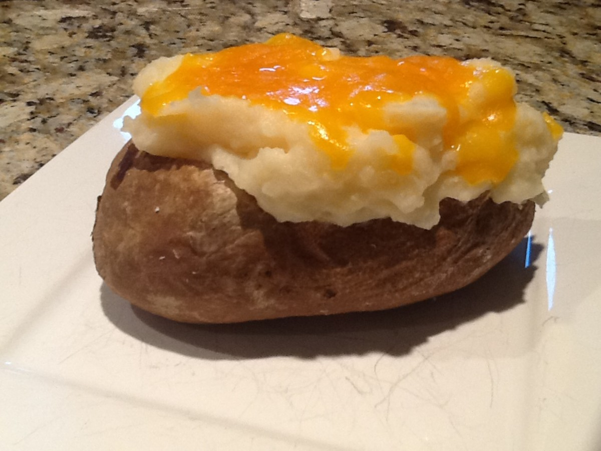 How to Make the Best Twice Baked Potatoes