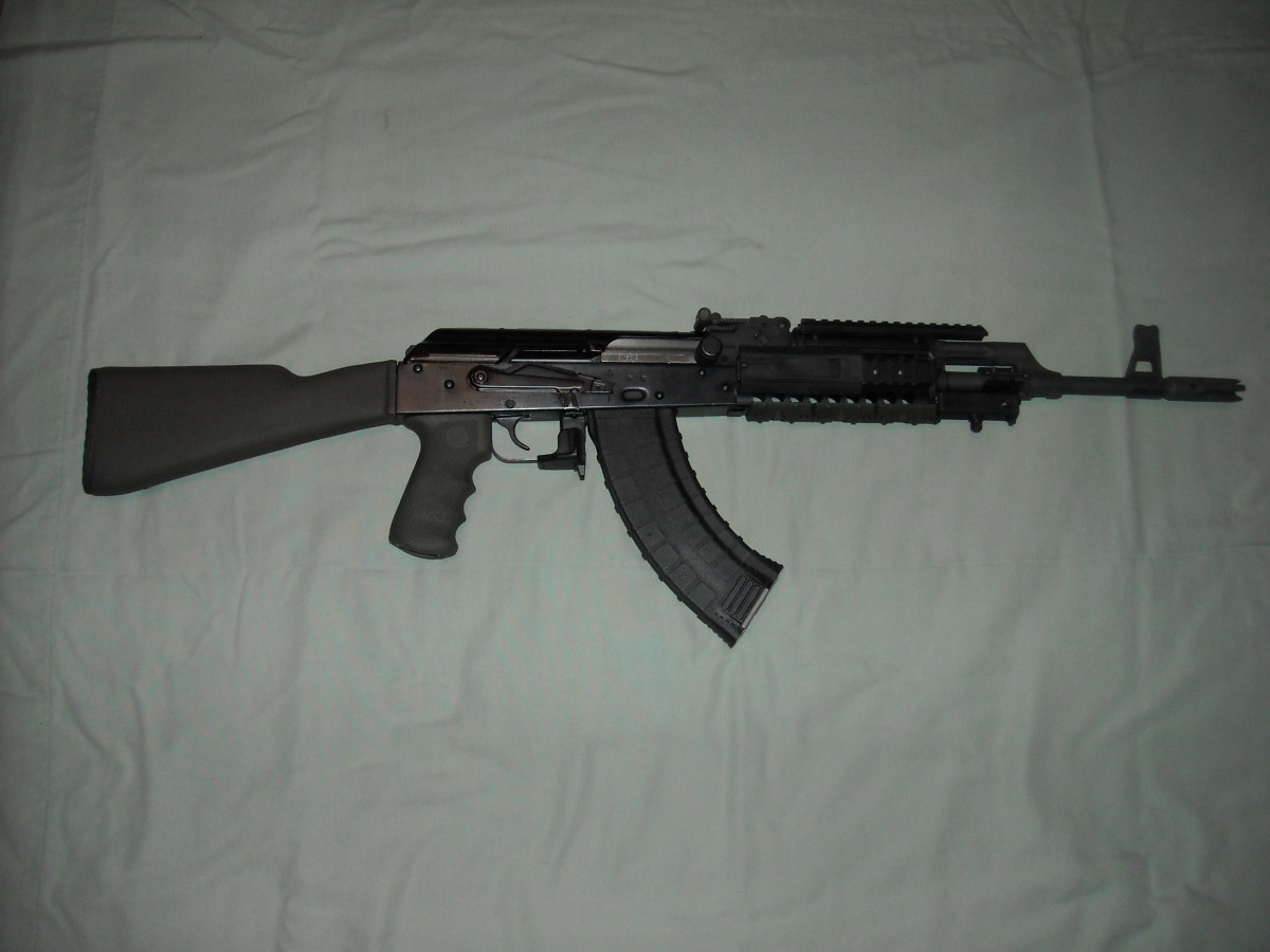 AK-47 Dis-asssembly and Re-assembly