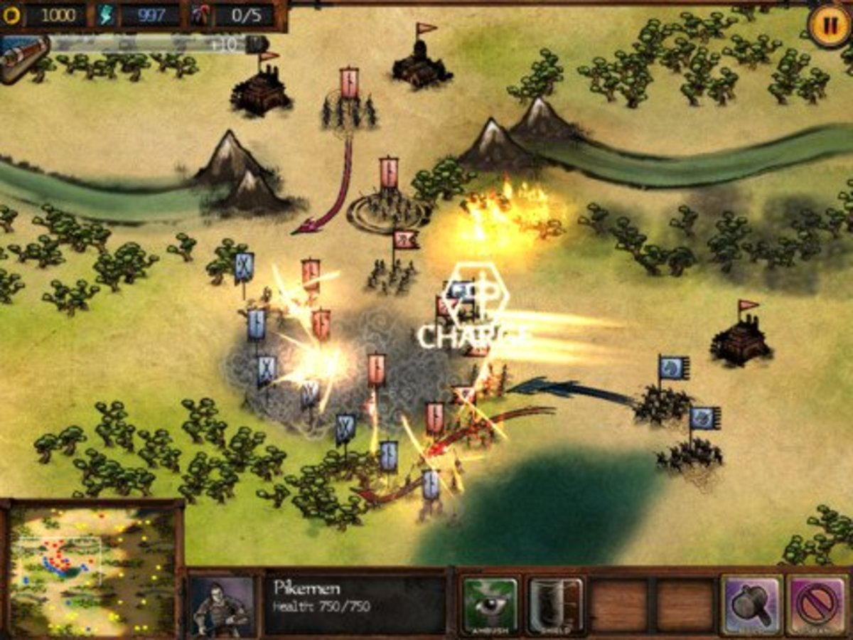 10 Best iOS Real-Time Strategy Games