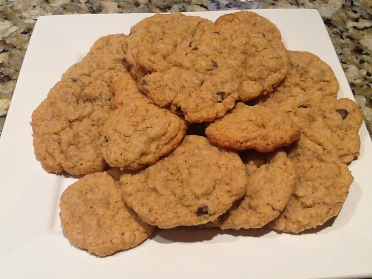 Gluten Free Chocolate Chip Cookie Reviews