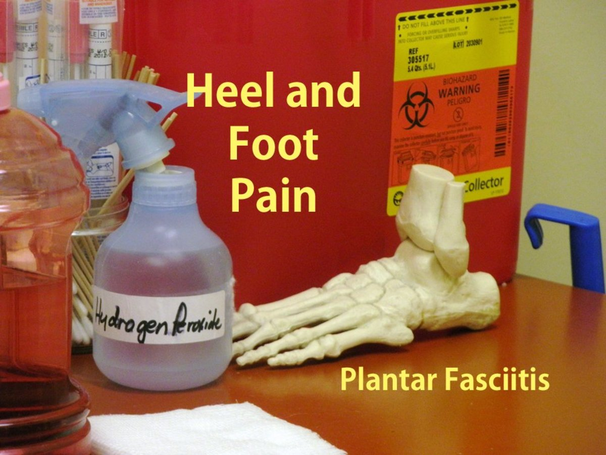 Easy ways to fix your heel and foot pain at home, and what to expect at the podiatrist.
