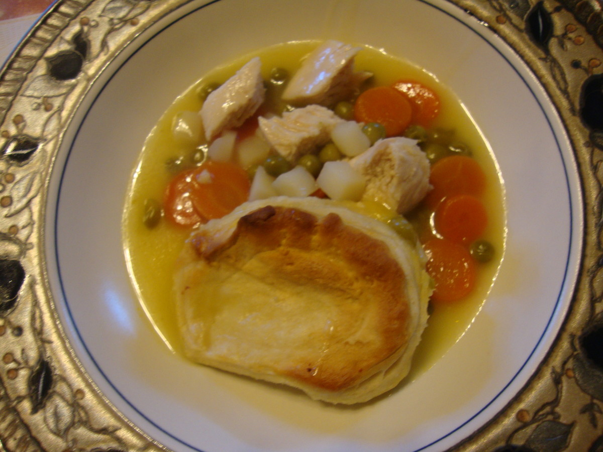Easy and Delicious Recipe for Chicken and Dumplings