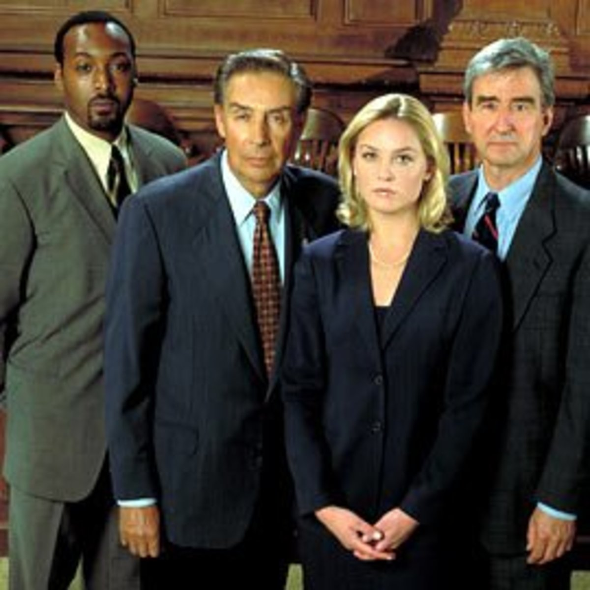 One of the best legal teams on TV?