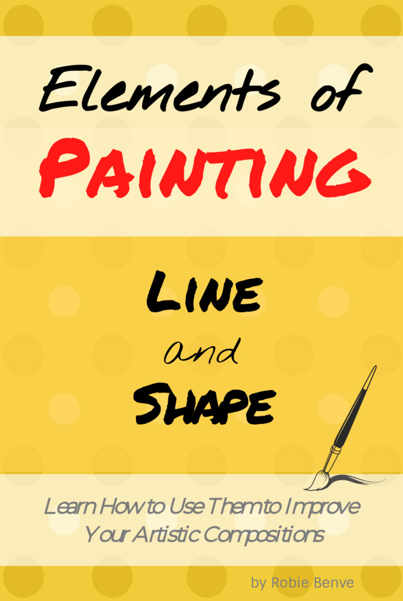 Elements of Painting: Line and Shape