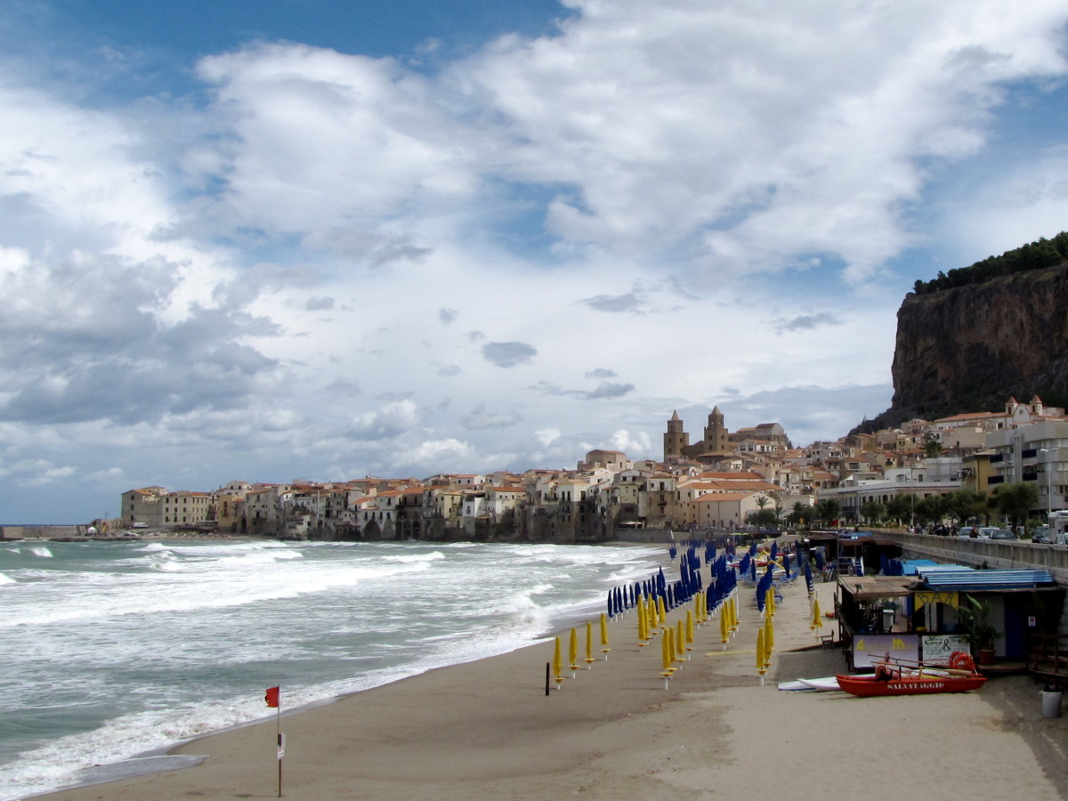 Visiting Cefalu, the Jewel of Sicily
