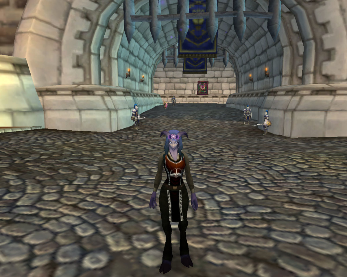 How to Design a World of Warcraft Guild Tabard